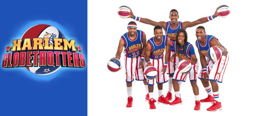 The Harlem Globetrotters at Giant Center