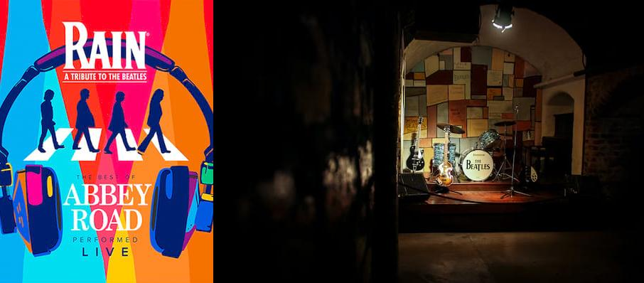 Rain - A Tribute to the Beatles at Hershey Theatre