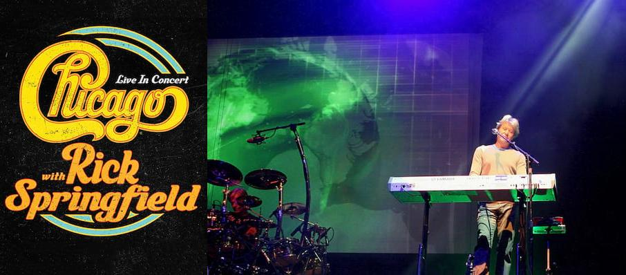 Chicago - The Band at Hershey Theatre