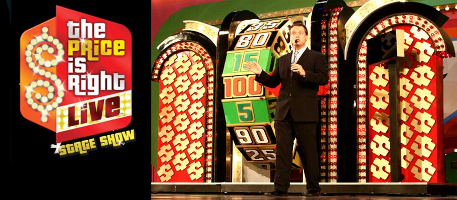 The Price Is Right - Live Stage Show at Hershey Theatre