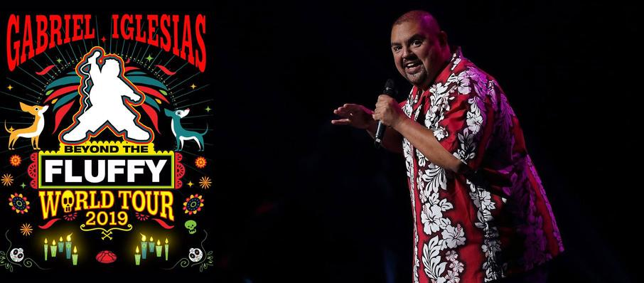 Gabriel Iglesias at Hershey Theatre
