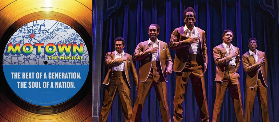 Motown - The Musical at Hershey Theatre