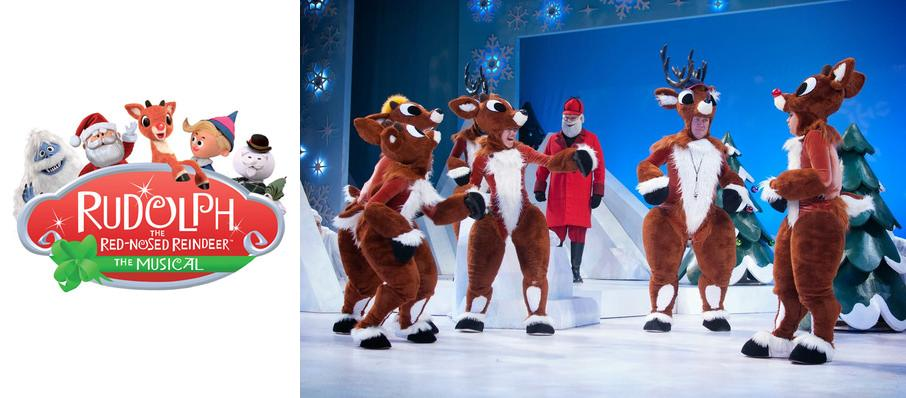 Rudolph the Red-Nosed Reindeer at Hershey Theatre