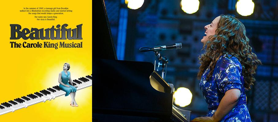 Beautiful: The Carole King Musical at Hershey Theatre