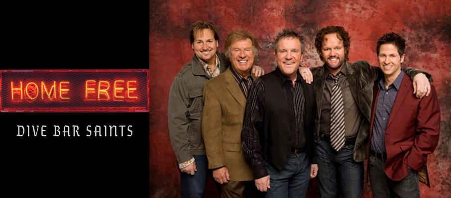 Home Free Vocal Band at Whitaker Center