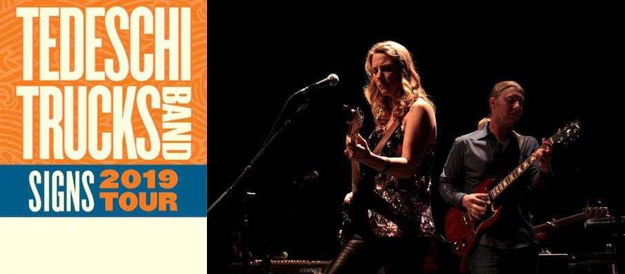Tedeschi Trucks Band at Hershey Theatre