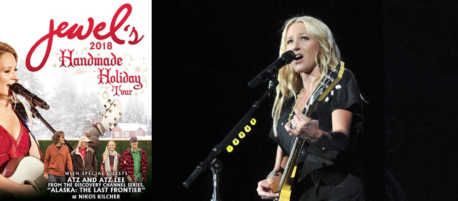 Jewel at Hershey Theatre