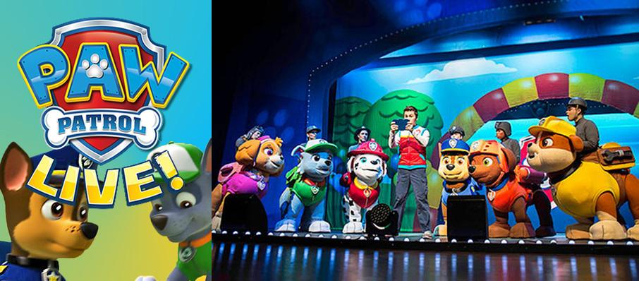 Paw Patrol at Hershey Theatre