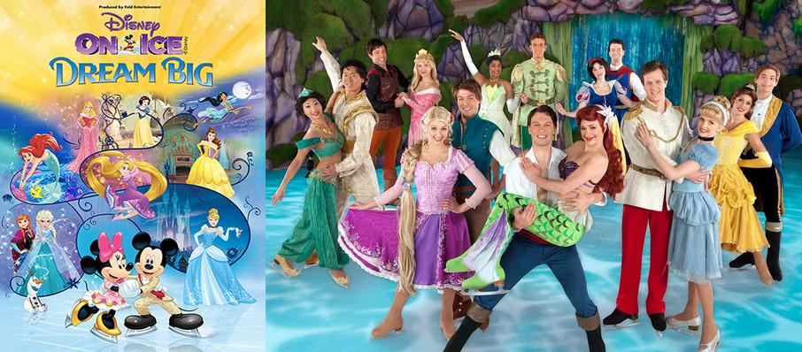 Disney On Ice: Dream Big at Giant Center