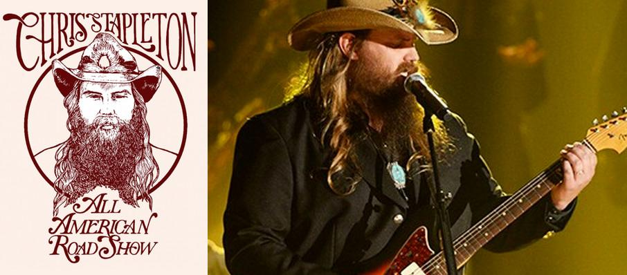 Chris Stapleton at Giant Center