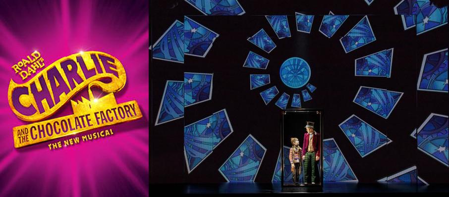 Charlie and the Chocolate Factory at Hershey Theatre