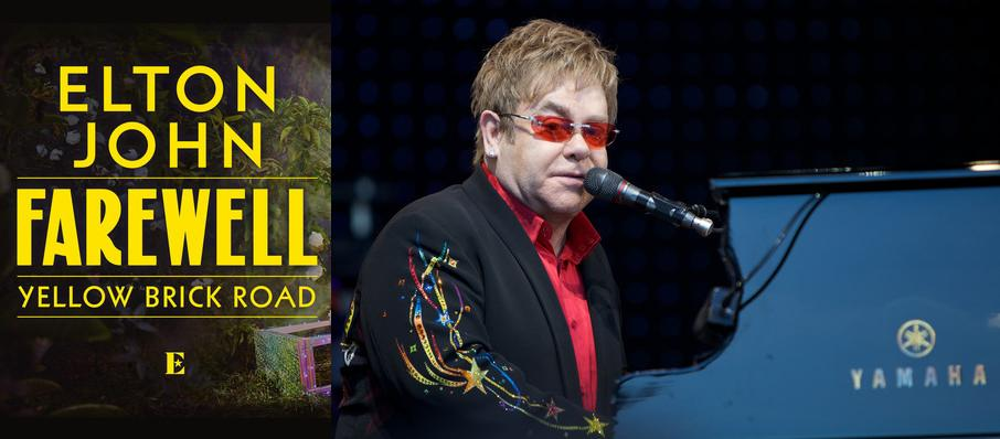 Elton John at Giant Center