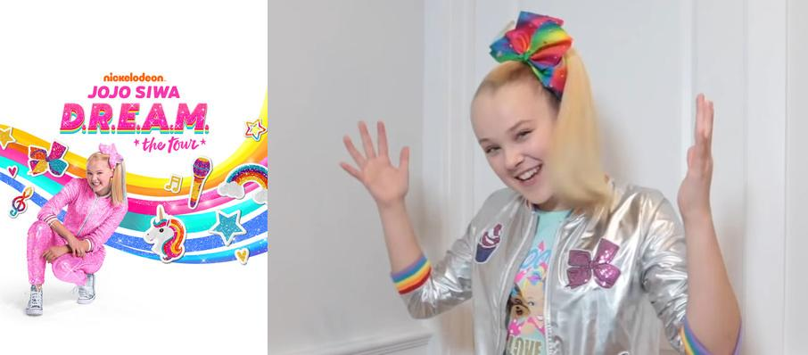 Jojo Siwa at Giant Center
