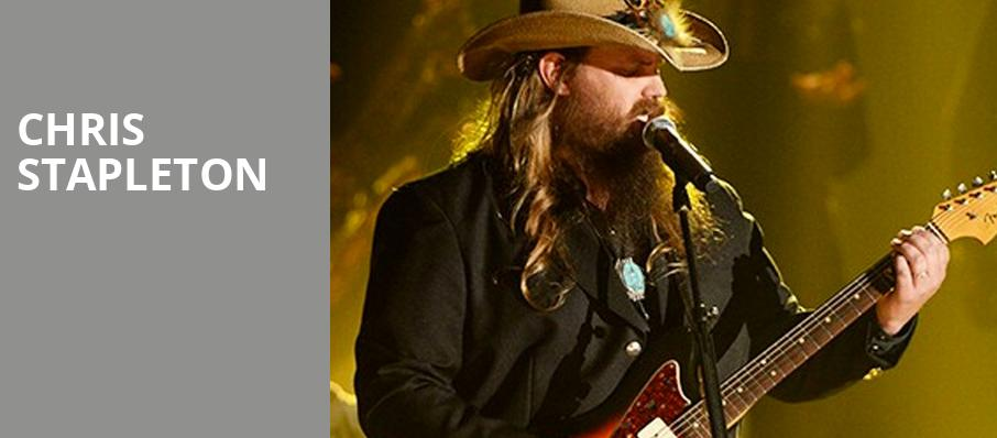 Chris Stapleton, PPL Center Allentown, Hershey