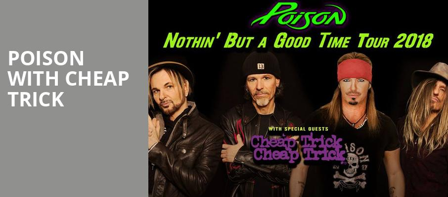 Poison with Cheap Trick, PPL Center Allentown, Hershey