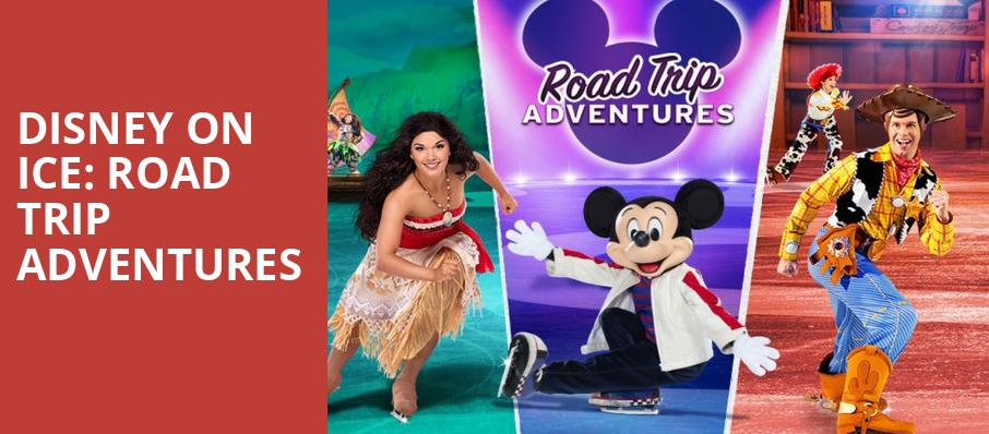 Disney On Ice Road Trip Adventures, Giant Center, Hershey