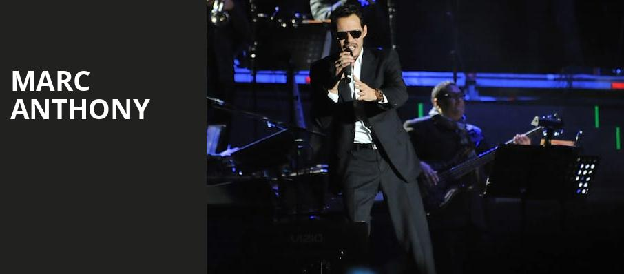 Marc Anthony, PPL Center Allentown, Hershey