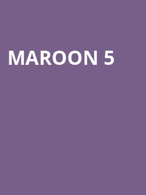Maroon 5 Poster
