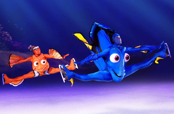 Disney on Ice Follow Your Heart, Giant Center, Hershey